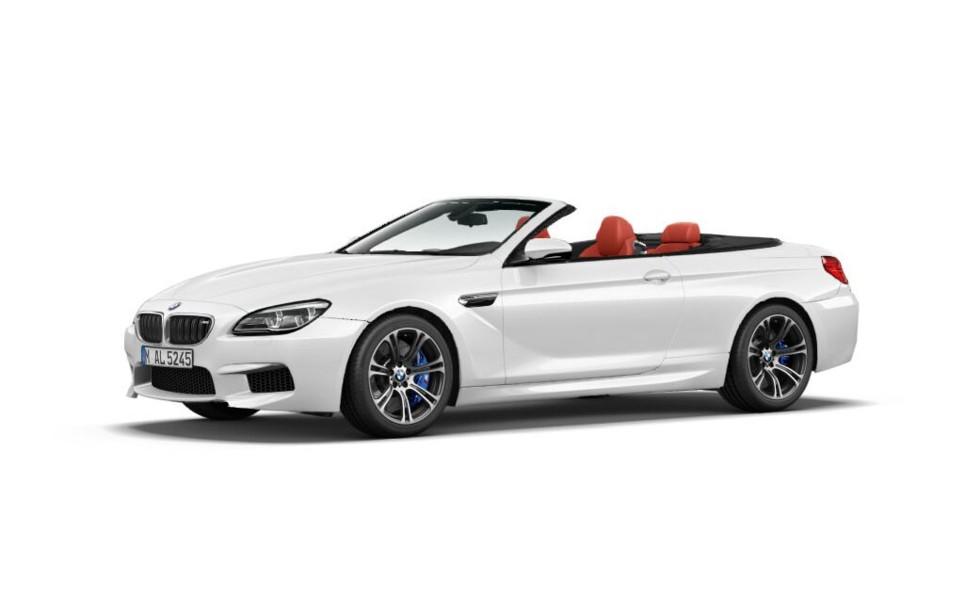 BMW M6 Кабриолет [[activeColor.Title]]