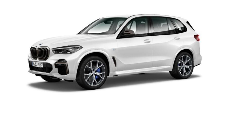 BMW X5 Кроссовер [[activeColor.Title]]