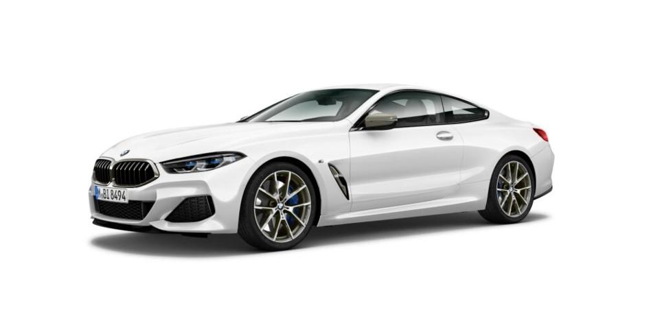 BMW 8 серии Купе [[activeColor.Title]]