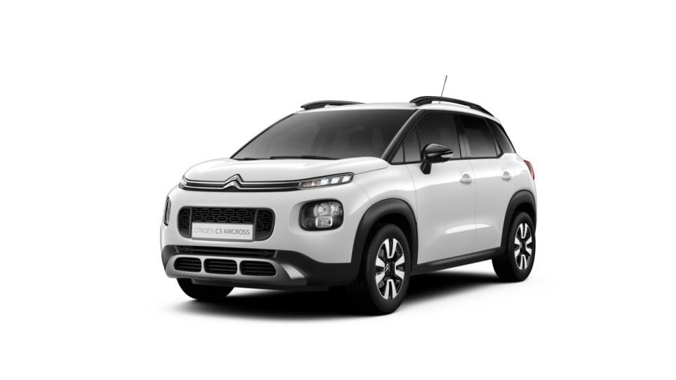 Citroën C3 AIRCROSS Кроссовер [[activeColor.Title]]