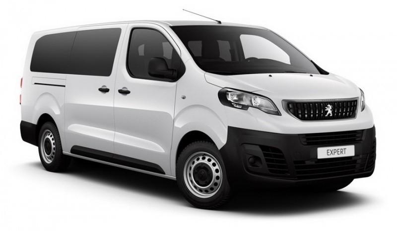 Peugeot Expert Микроавтобус [[activeColor.Title]]