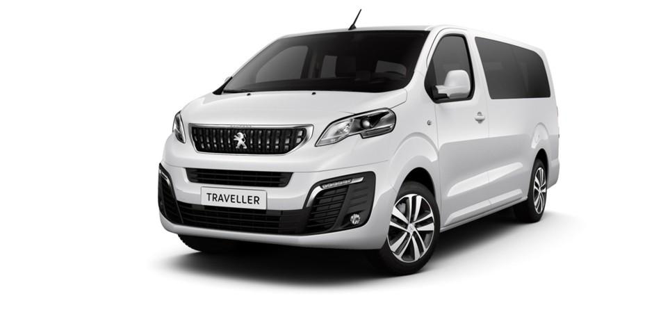 Peugeot Traveller Микроавтобус [[activeColor.Title]]