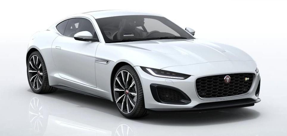 Jaguar F-TYPE Купе [[activeColor.Title]]