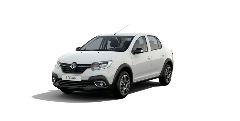 Renault LOGAN Stepway City Седан [[activeColor.Title]]