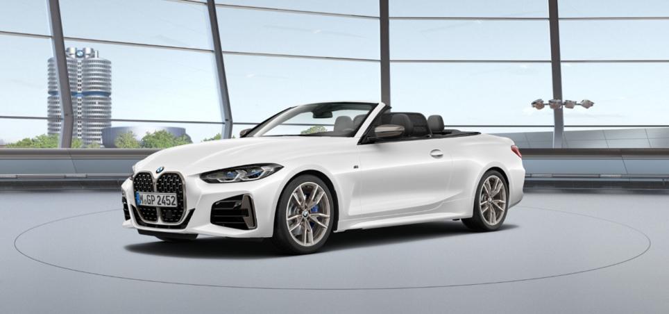 BMW 4 серии Кабриолет [[activeColor.Title]]