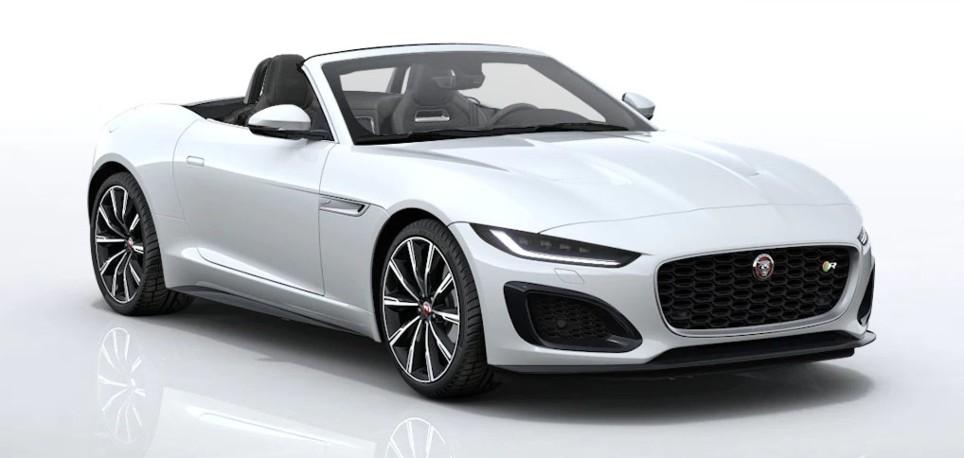 Jaguar F-TYPE Кабриолет [[activeColor.Title]]
