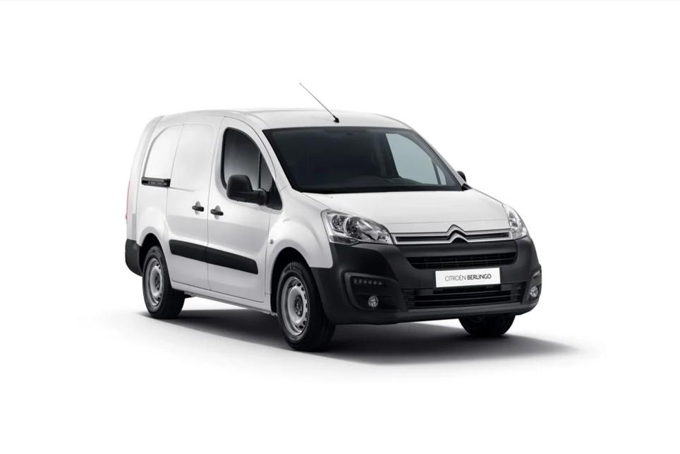 Citroën BERLINGO Фургон [[activeColor.Title]]