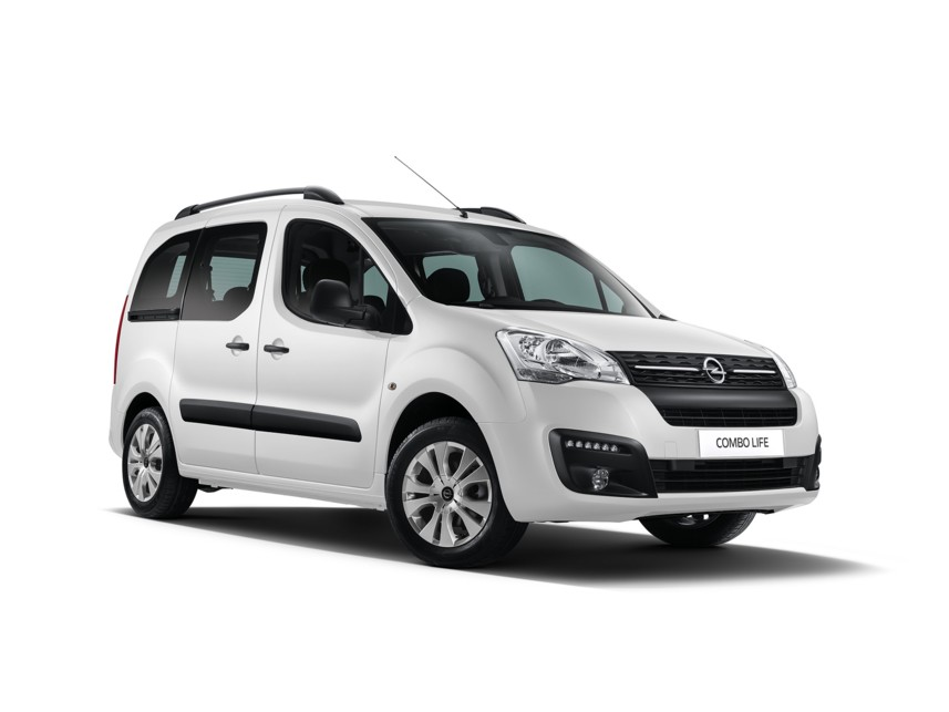 Opel Combo Life Компактвэн [[activeColor.Title]]