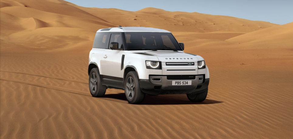 Land Rover DEFENDER Внедорожник 3 дв. [[activeColor.Title]]