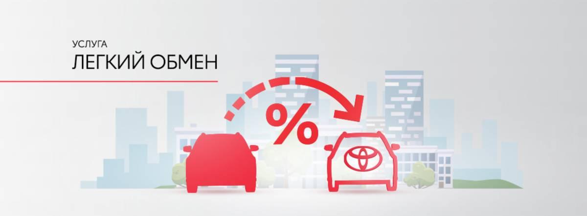 «Легкий обмен». Процесс обмена кредитного автомобиля на новый