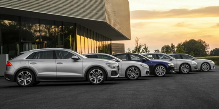 Специальная программа трейд-ин на новые автомобили Audi