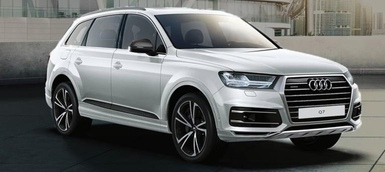 Audi Q7 Carbon Edition