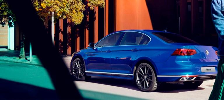 Специальные предложения на Новый  Volkswagen Passat
