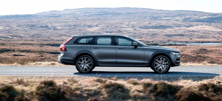 "Специальная серия ""Премиум"" Volvo V90 Cross Country"