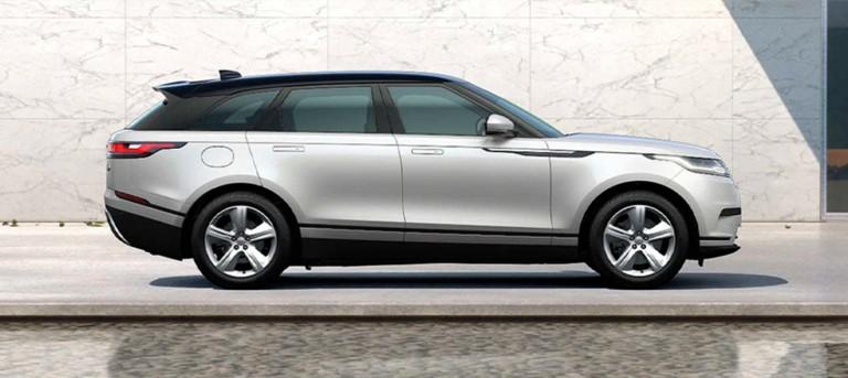 Специальная серия Range Rover Velar