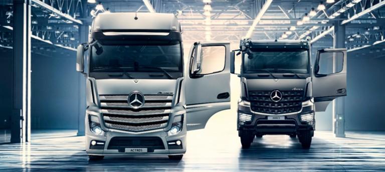 Специальные условия на лизинг грузовых автомобилей