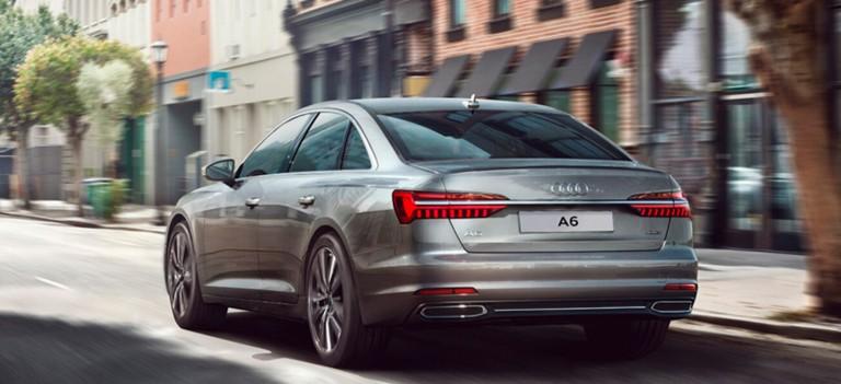 Уникальные кредитные условия на Audi A6 и Audi Q7