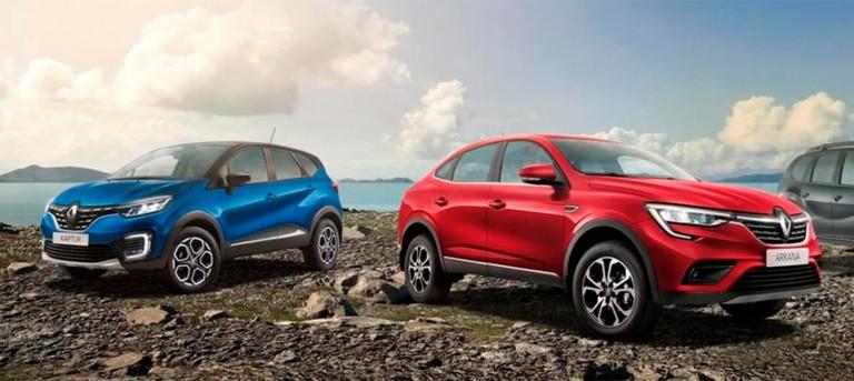90 дней без платежей за автомобили Renault