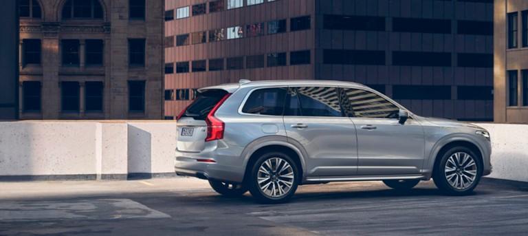 Специальные предложения на Volvo XC90 и XC90 Recharge