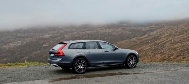 Специальные предложения на Volvo V90 Cross Country