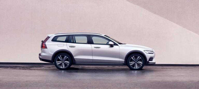 Специальные предложения на Новый Volvo V60 Cross Country