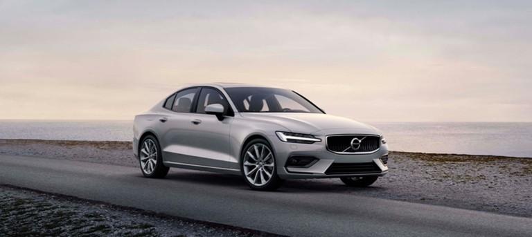 Специальные предложения на новый Volvo S60