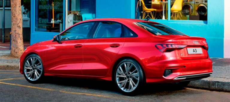 Специальные серии Audi