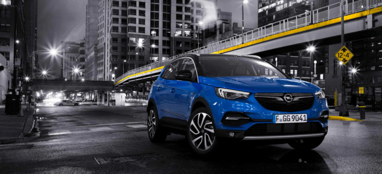 Opel Grandland X выгода по кредиту