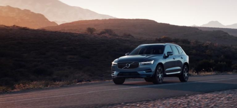 Volvo XC60 с выгодой до 350 000 рублей