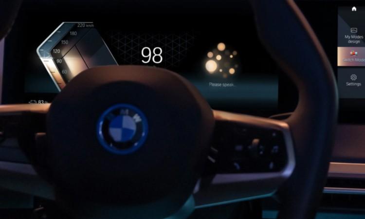 Новое поколение операционной системы BMW 8 объединяет в себе лучшие технологии BMW Group