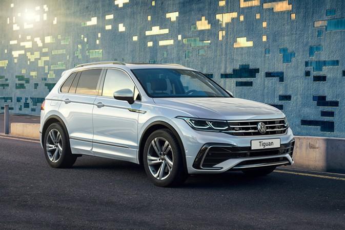 Акция  на Volkswagen TIGUAN!