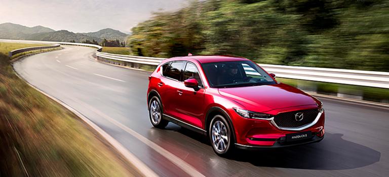 Гарантия мобильности Mazda