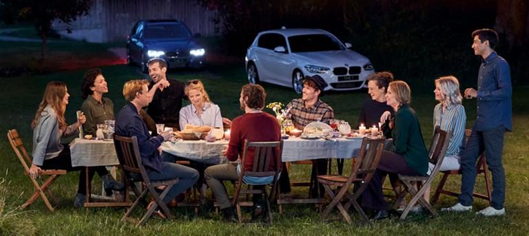 Добро пожаловать в семью BMW