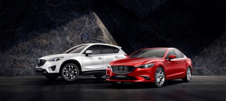 Mazda трейд-ин