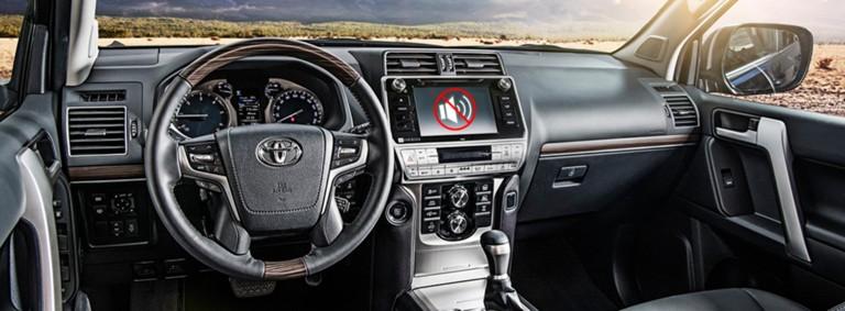 Полная шумоизоляция Вашей Toyota по специальной цене!