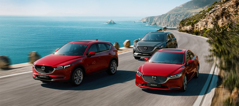 Mazda в кредит от 8900 рублей в месяц